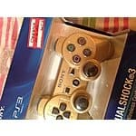 PS3 Dualshock Wireless Controller $27.48 @ Target YMMV