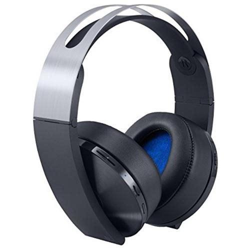 Rakuten: Sony playstation 4 Platinum wireless 7.1 Virtual Surround Sound gaming headset AC for $99.19 + FS