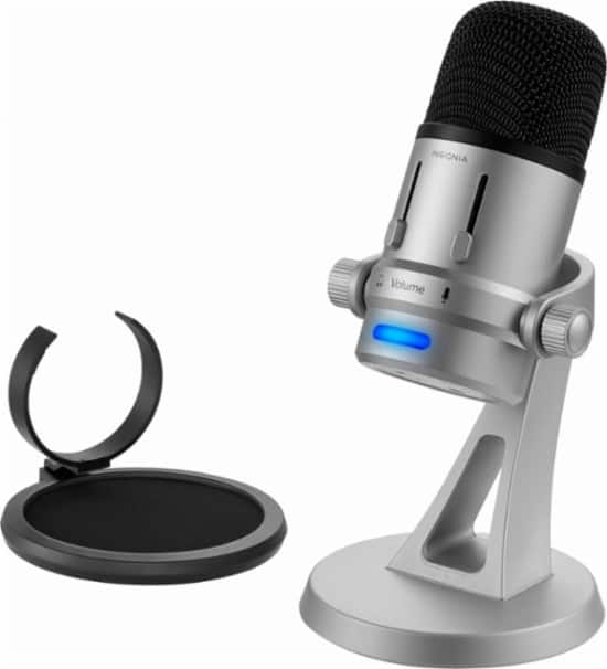 BestBuy: Insignia USB Microphone on Clearance $77.99 (or) via Googleexpress(for new customer) $62.39+ F/S