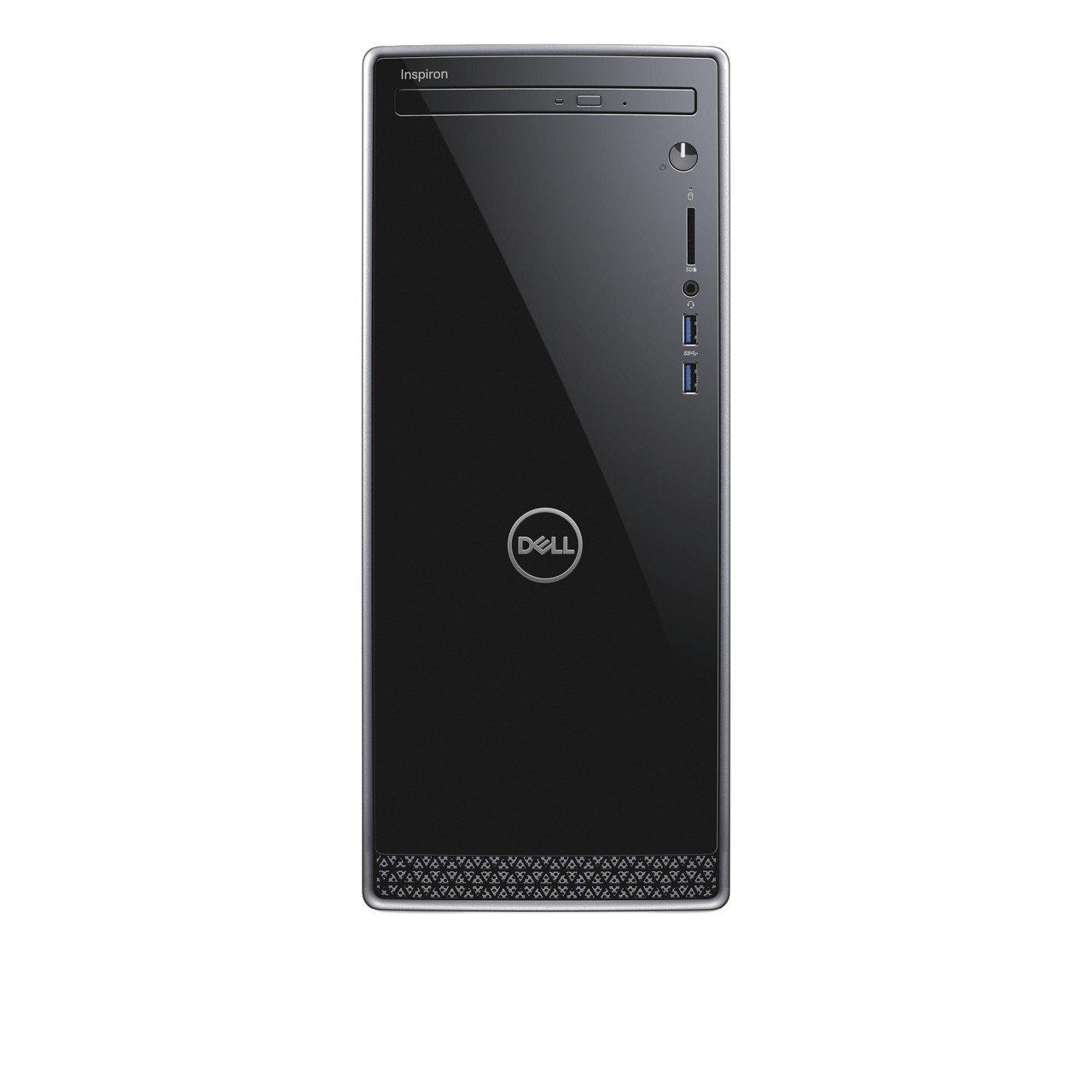 Dell Inspiron Desktop: 17-8700 1TB HDD(7200 rpm) & 24GB Memory(8GB DDR4+16GB Intel Optane) $599 AC +F/S