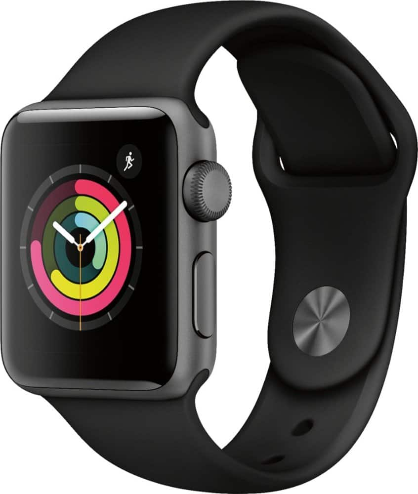 Target w/RED card: Apple Watch Series 3(GPS) 38mm Aluminium Case(Space Gray/Silver) $218.5 + F/S