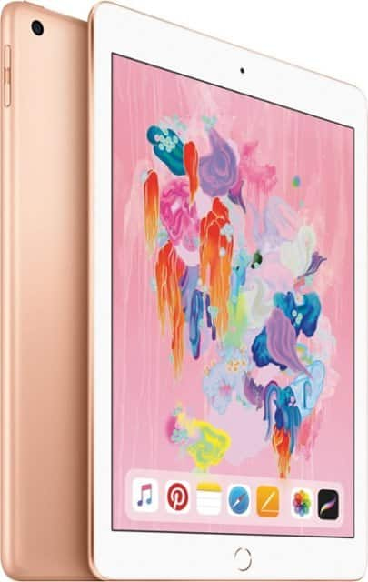 """32GB Apple iPad 9.7"""" WiFi Tablet (Latest Model) (Gold/Space Gray) $237.99 + Free Shipping"""