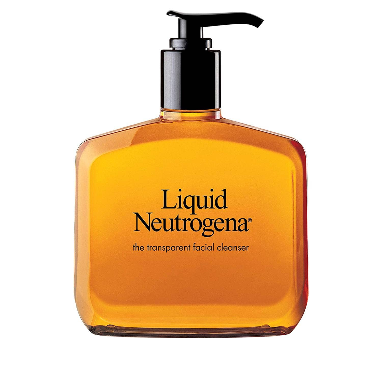 8oz Liquid Neutrogena Fragrance-Free Facial Cleanser $4.55 w/ S&S & More + Free S&H