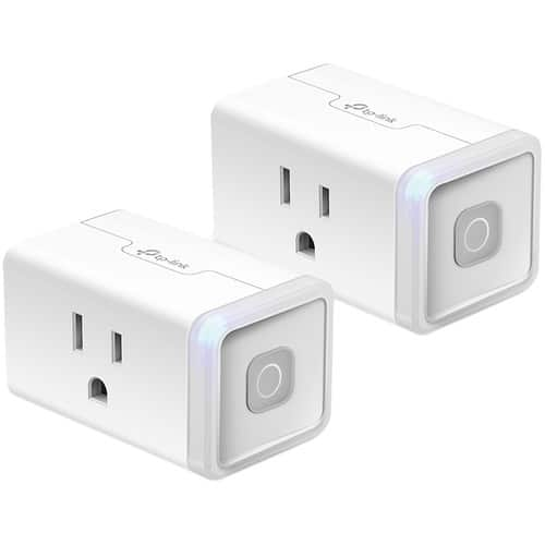 2-Pack TP-Link HS103P2 Wi-Fi Smart Plug Lite $24.99 + Free S/H