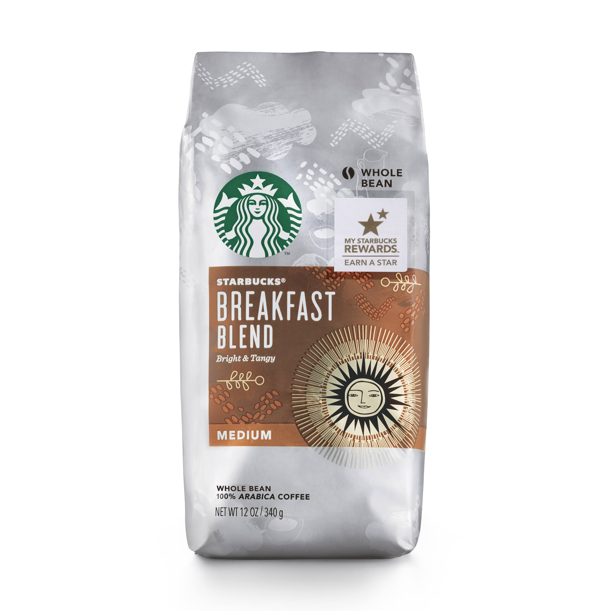 Target Cartwheel: 3-Count 12oz Starbucks House Blend Medium Roast Whole Bean Coffee $12.80 w/S&S & More + Free Store Pickup