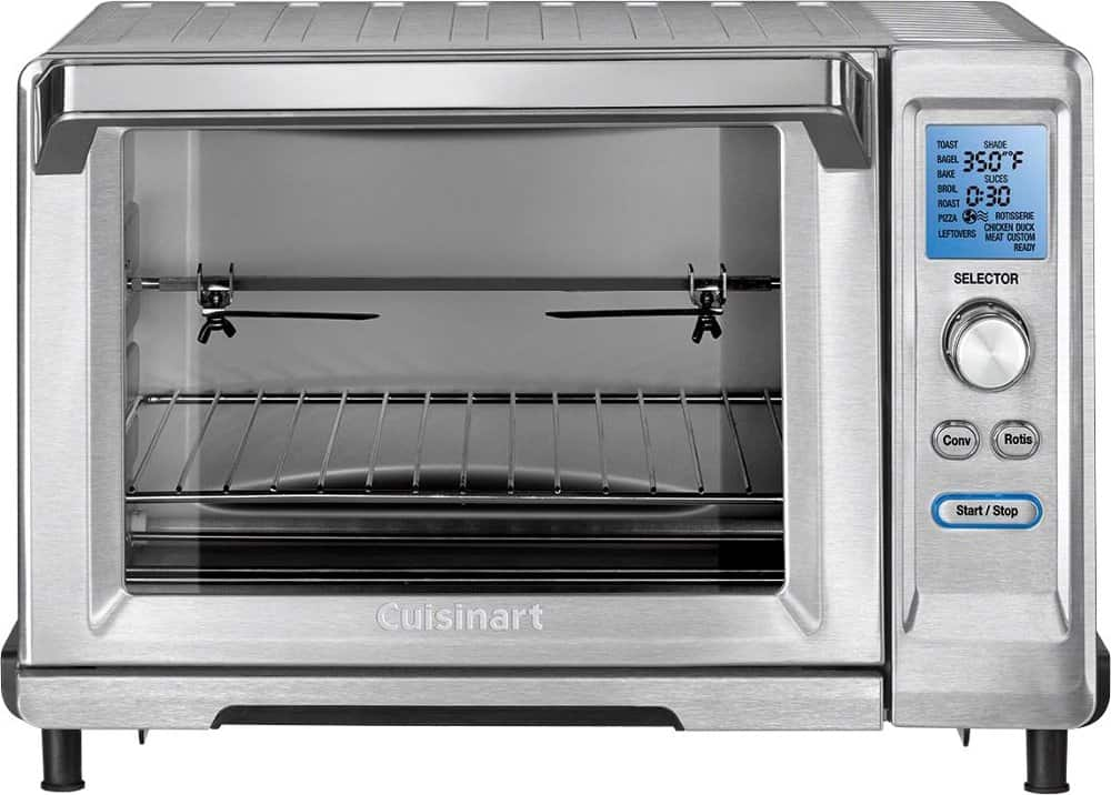 Cuisinart Convection Toaster/Pizza Oven Brushed Stainless Steel $99.99 or less+ Free Shipping