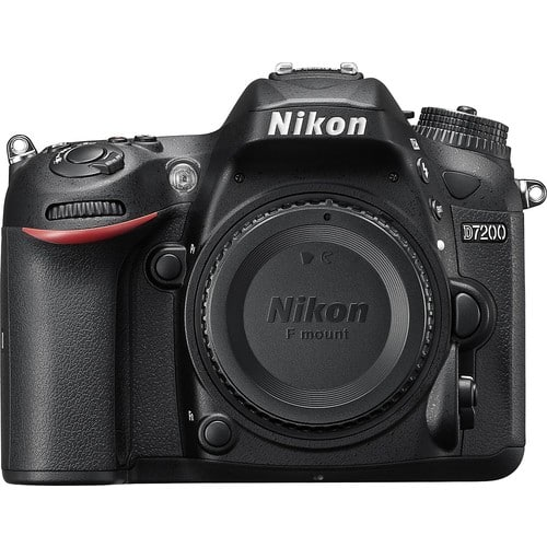 Nikon - D7200 DSLR Camera (Body Only) - Black $796.95
