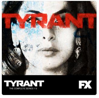 [Itunes] Tyrant - The Complete Series - 3 Seasons - digital HD TV Show $24.99