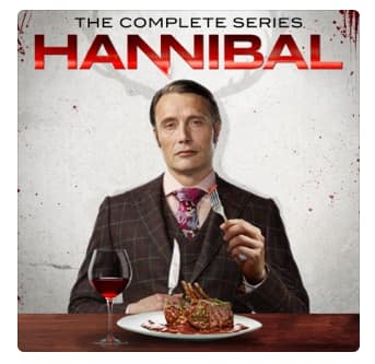 Hannibal - The Complete Series - digital HD TV Show - Itunes $20