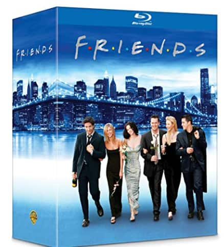 Friends - The Complete Series - Bluray - Amazon France - region free $44