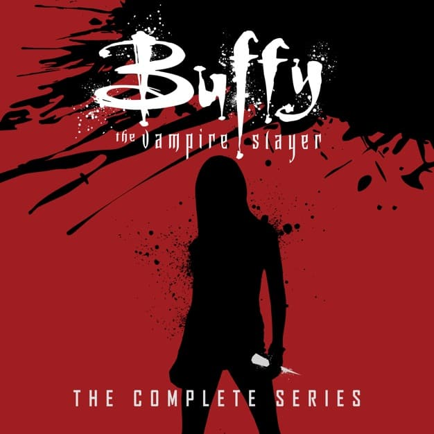 Buffy - The Complete Series - digital SD TV Show - Apple Itunes $30