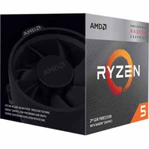 Ryzen 5 3400G  at Fry's $99