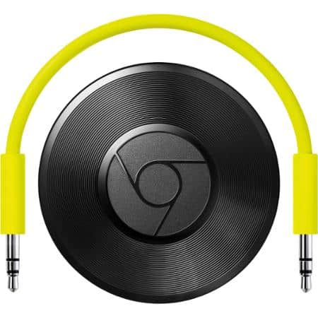Chromecast Audio $30.00 / Walmart.com/ Target.com (Free Shipping  at Target.com)