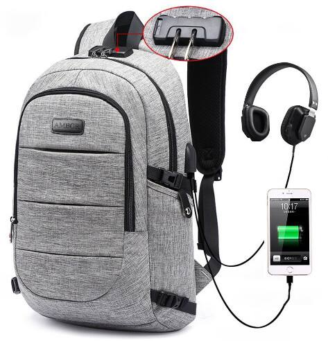 Anti Theft Waterproof Travel Laptop Backpack $18.89 AC