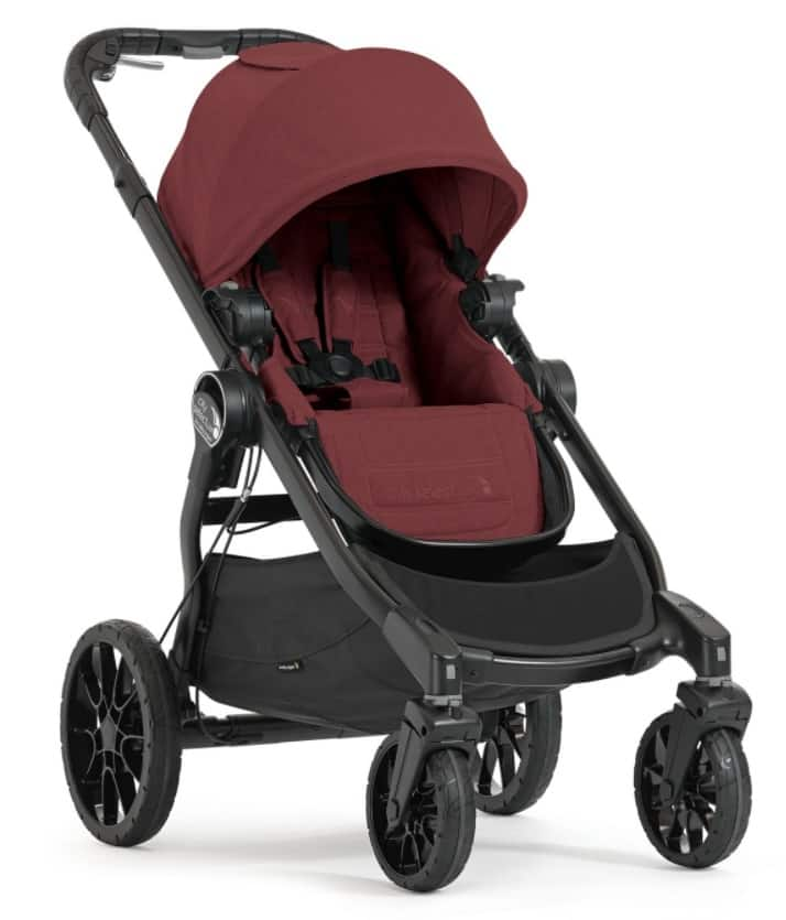 Baby Jogger City Select Lux Stroller 323 94 With Target Redcard