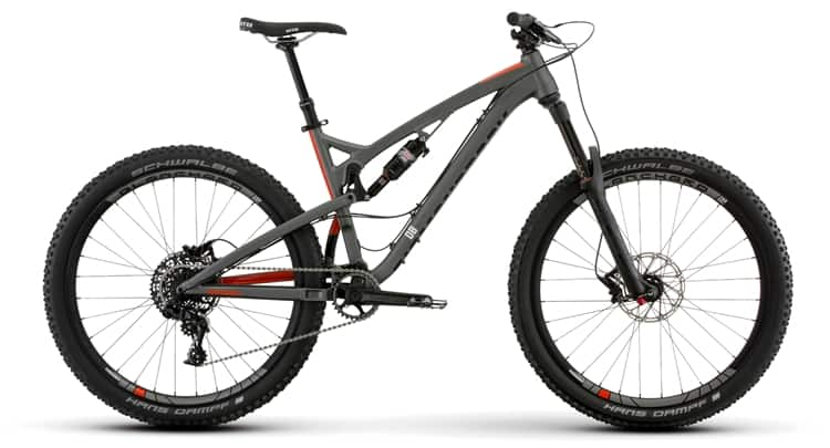 2017 diamondback release 2 mountain bike $2199.99