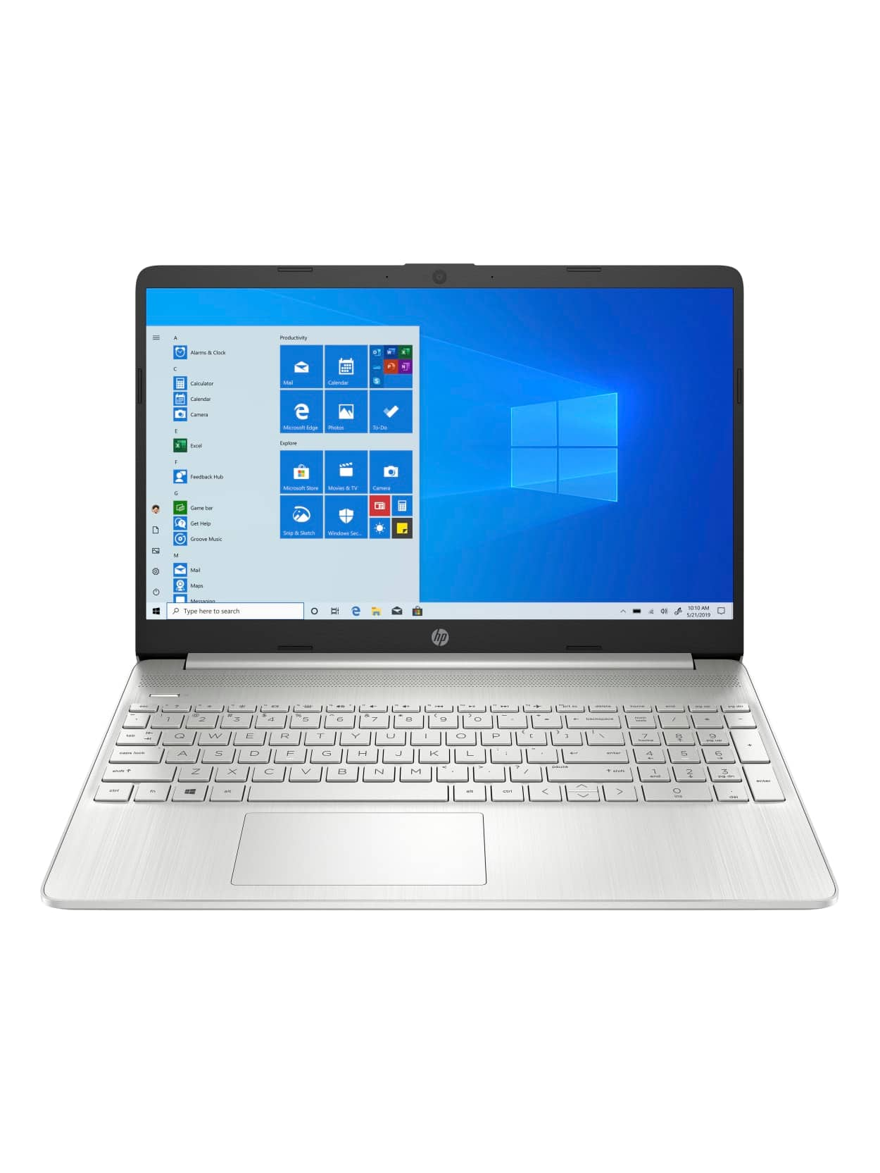 """$559.99 HP 15.6"""" Laptop With AMD Ryzen 7 Processor, 16GB Memory, Wifi 6, 256GB NVMe™ SSD Deal Of The Day Office Depot. Free Ship."""