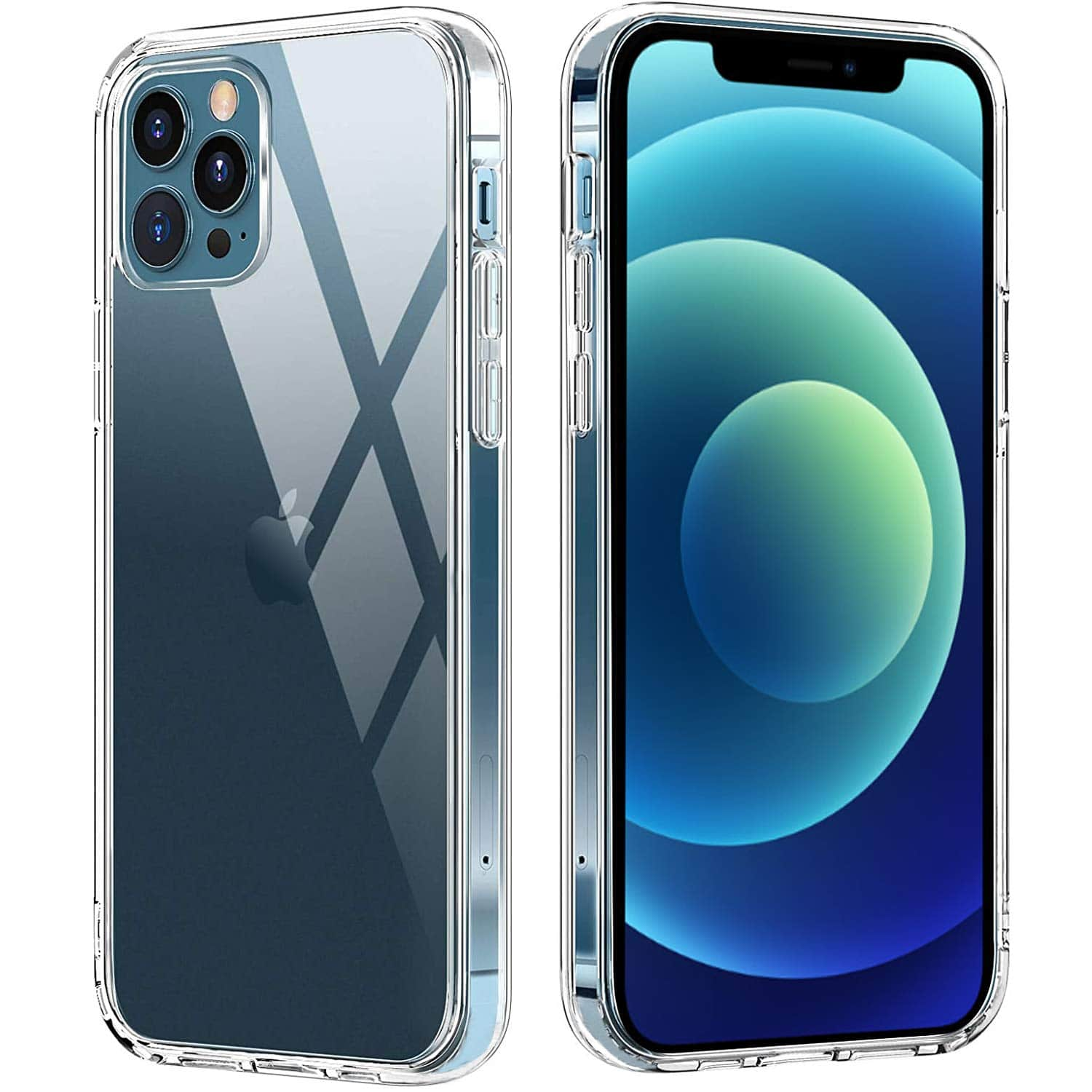63% Off iPhone 12 Clear Case At $2.99 Free Ship Prime at Amazon