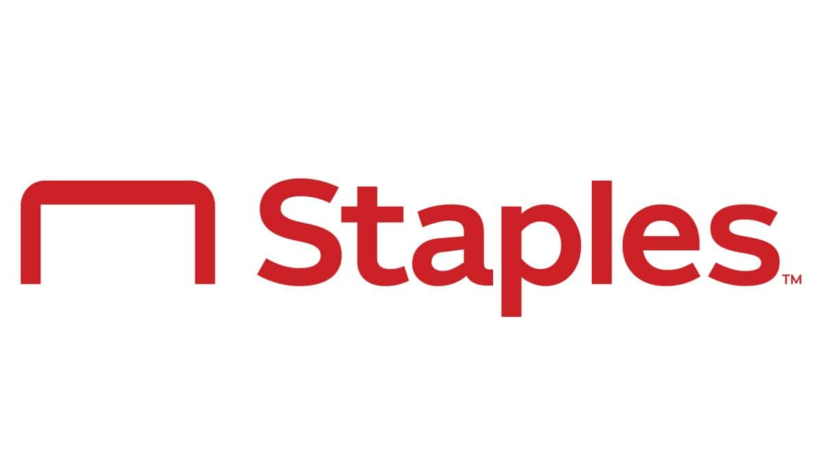 Staples coupon code $20 off your online order of $100 or more. Expires 9/15.