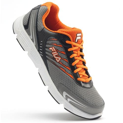Kohl's Shoes: FILA® Beyond Men's Running Shoes $24.99, FILA® Memory Gallatic Men's Cross-Training Shoes - Endorsed by Shaun T $29.99, Star Wars Men's Darth Vader Sneakers $19.99.
