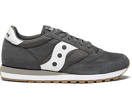 new style fd7a1 126d3 Saucony Men s Jazz Original Shoes (Grey) - Slickdeals.net