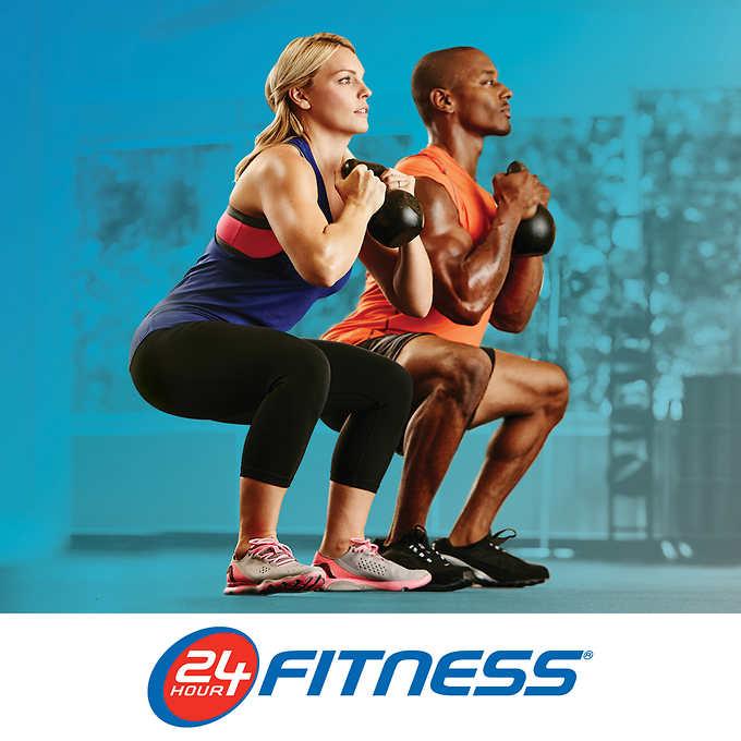 Costco 24 Hour Fitness $50 Off 2-Year All-Club SUPER SPORT Membership eCertificate, $30 Off All-Club SPORT Membership eCertificate. Exp. 10/09/19. Limit 10.
