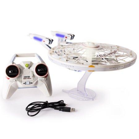 Air Hogs: Star Trek U.S.S Enterprise Remote Control Drone $30 + Free In-Store Pickup