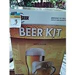 Kmart Mr. Beer brewing kit $5 YMMV