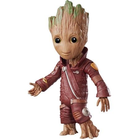 Marvel Guardians of the Galaxy Groot: Ravager Outfit (11.5in Figure) $6.97 + Free Pickup