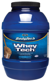 10lb BodyTech Whey Tech Protein $59.39 shipped
