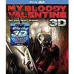 My Bloody Valentine Blu-ray 3D $7.88 / Spy Kids 3-D: Game Over + Adventures of Sharkboy And Lava Girl Combo Blu-ray 3D $9.99 - FS w/ Prime or FSSS
