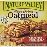 Nature Valley Cinnamon Brown Sugar Soft-Baked Oatmeal Squares 12 Count Box (Pack of 6) as low as $15.12 Shipped w/ S&S