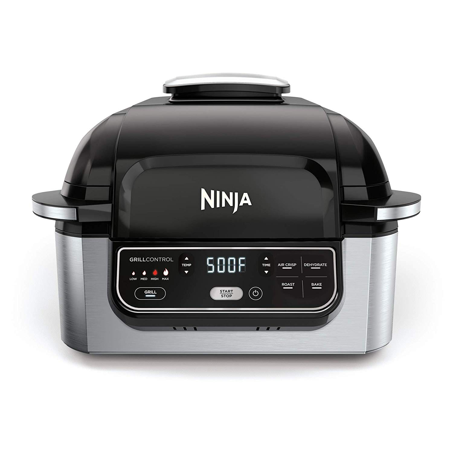 Ninja Foodi 5-in-1 4-qt. Air Fryer, Roast, Bake, Dehydrate Indoor Electric Grill (AG301) for $159.99 at Amazon