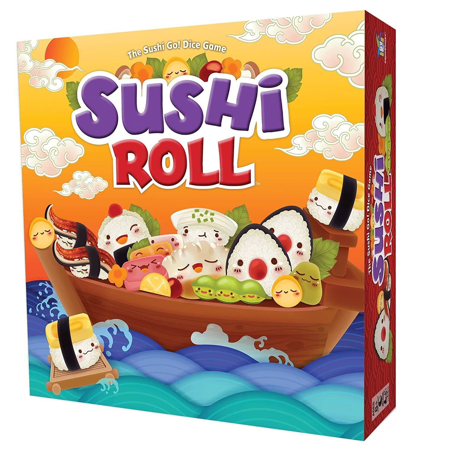 Sushi Roll - The Sushi Go! Dice Game $13.58 + Free Shipping w/ Prime or FSSS