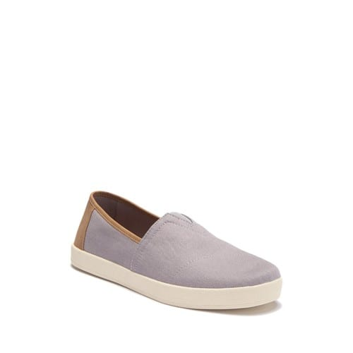 d7e455a2ef2 TOMS Men s Avalon Canvas Slip-On Sneaker (Grey) - Page 2 ...