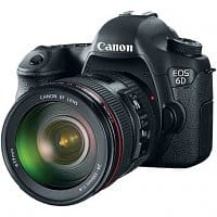 B&H Photo Video Deal: Canon 6d + 24-105mm f/4 IS L $2000