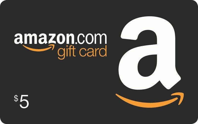 American Red Cross - $5 Amazon Gift Card with Blood Donation