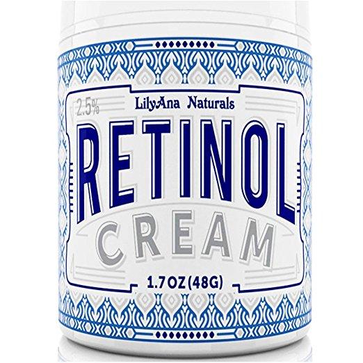 64% off LilyAna Naturals Retinol Cream Moisturizer $14.2