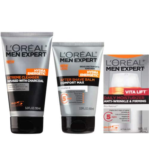 Fathers Day Gift!! Men's Expert Skincare $19.23 + Free Shipping