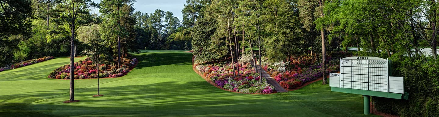 2018 Masters Tickets Lottery Now Open