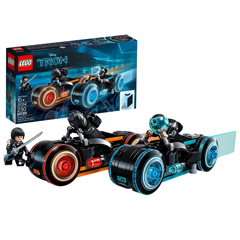 8b6aee8087f39 LEGO Ideas TRON: Legacy 21314 - $24.99 Amazon (29% off) - Slickdeals.net