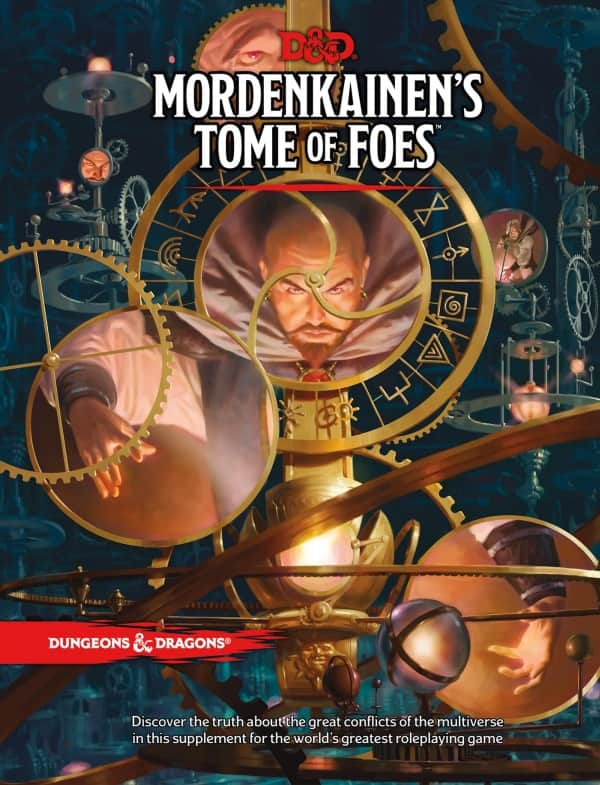 Mordenkainen's Tome of Foes (Pre-order) on D&D Beyond $20