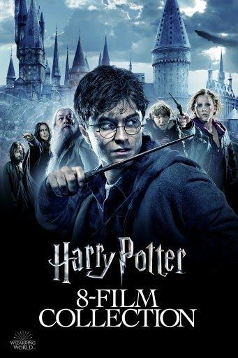 Harry Potter Complete Collection (Digital 4K) $64.99