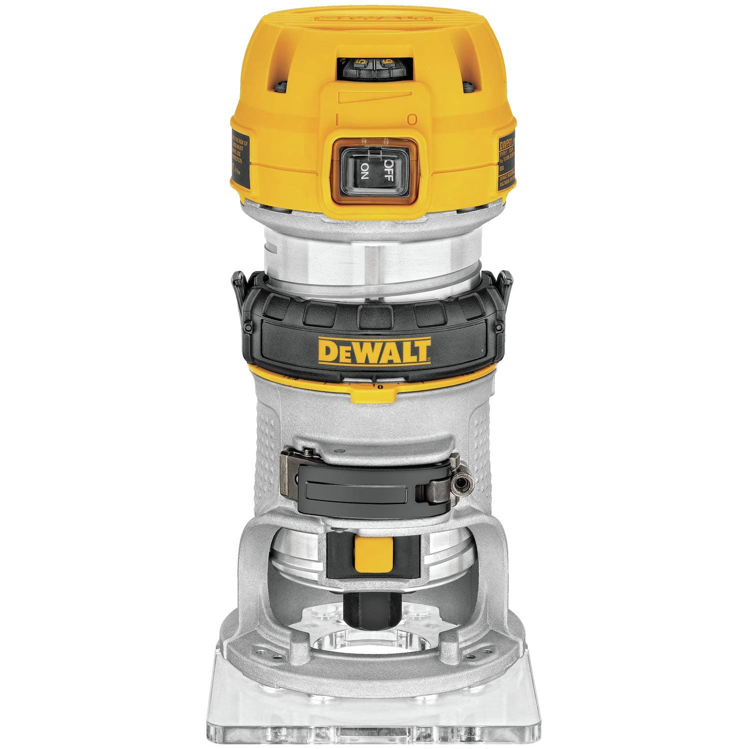 DeWalt DWP611 Variable Speed Compact Router $94.99 Amazon