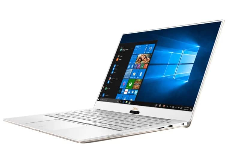Dell XPS 13 9370 4K touchscreen (i7-8550U, 8GB, 256GB) $1349@Microsoft