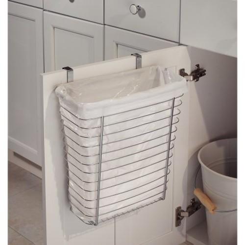 interDesign Axis Over the Counter Waste Storage Basket $11.89@Amazon
