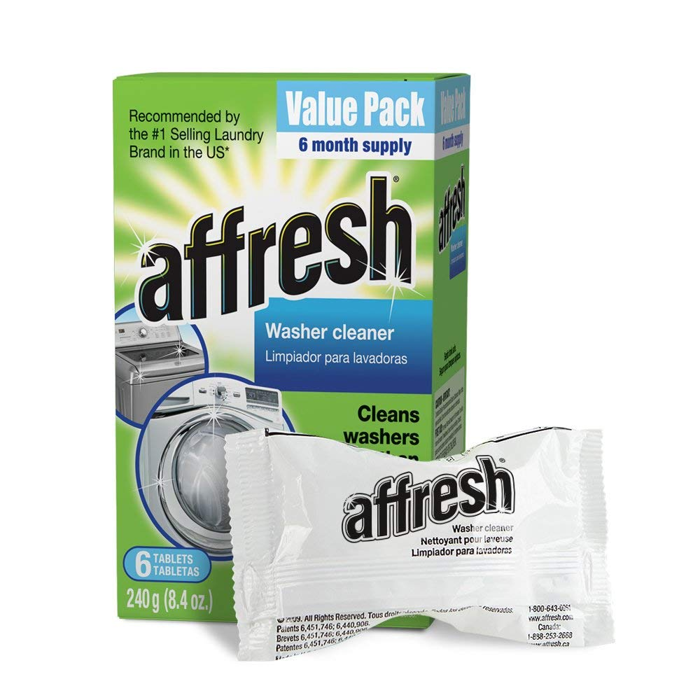 Today's sale Whirlpool AFFRESH Washer Cleaner $9.76 $9.74