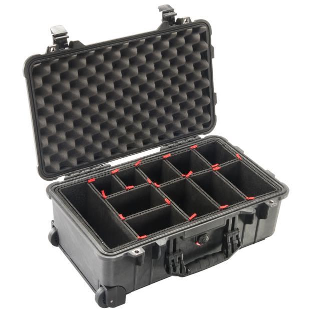 Pelican 1510 Carry-On Case with Trekpak $181.99