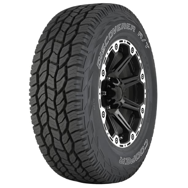 Cooper Discoverer A/T All-Season LT265/75R16 123R Tire - $118 (normally $180) at Walmart - * And More Sizes*