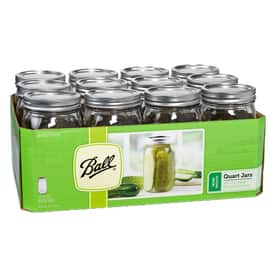 Lowe's: Ball Canning Jars and Lids Up to 50% Off with Store Pick-Up YMMV